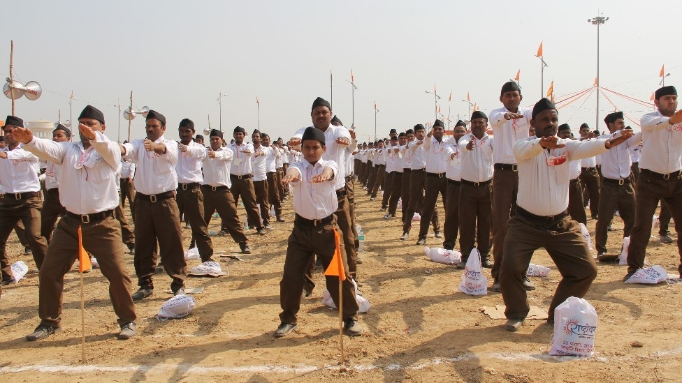 In Photos: Ahead of 2019 Polls, a Look At RSS' Mega ...