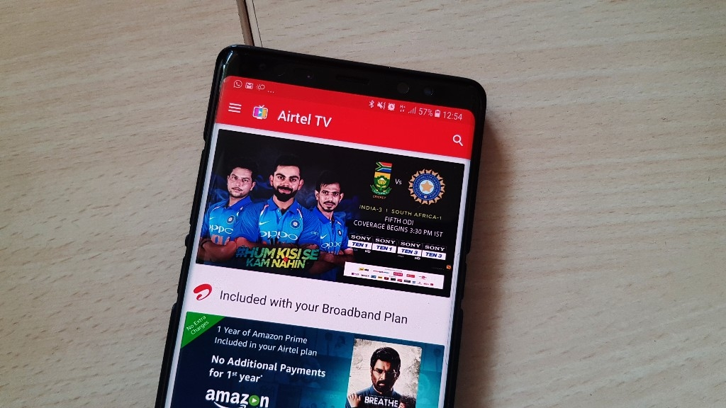 Airtel's Video Streaming Bet to Rival Reliance Jio, Hotstar - The Quint