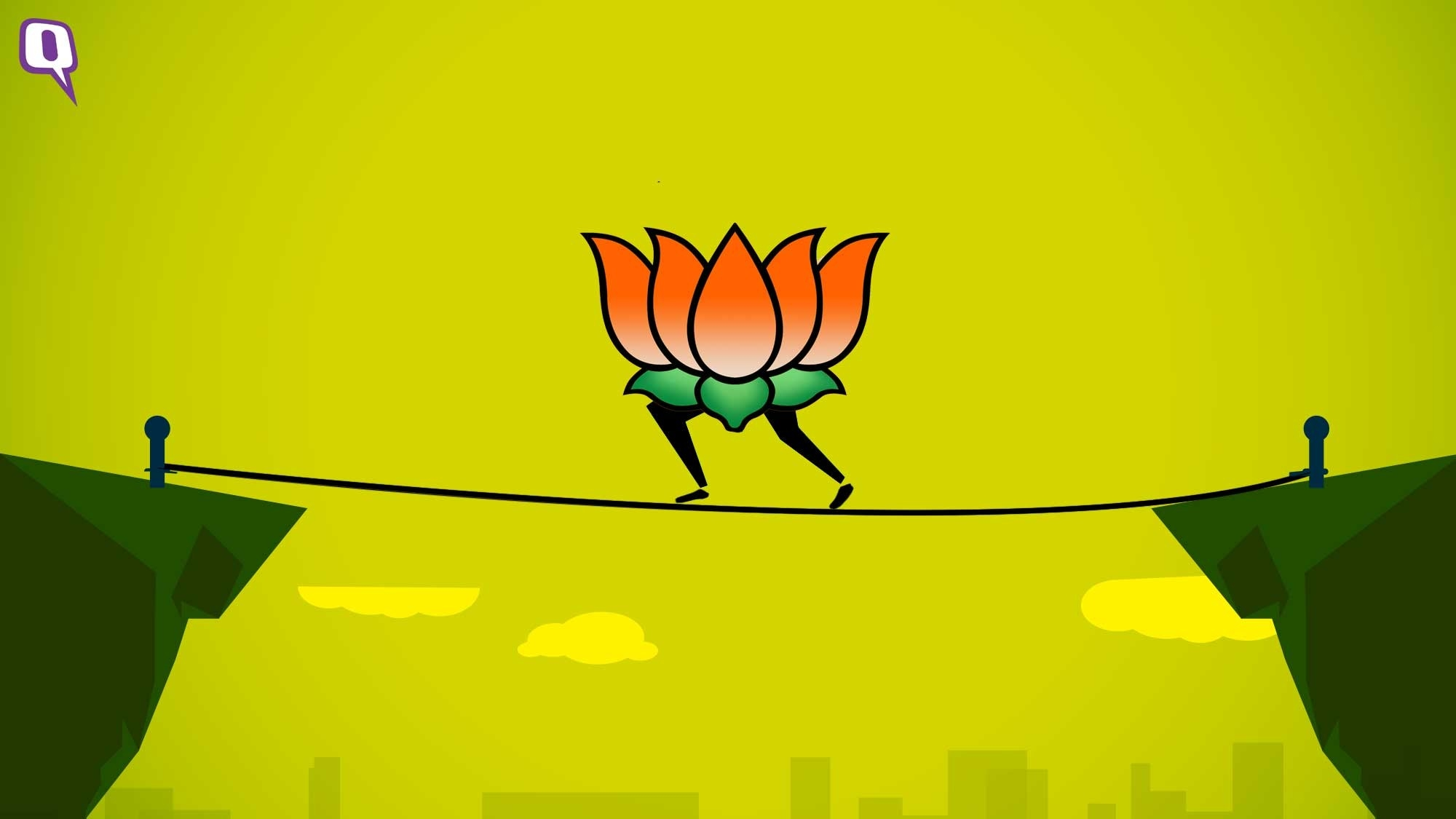 The BJP's Real Game Plan for 2019 Election: Mission 543