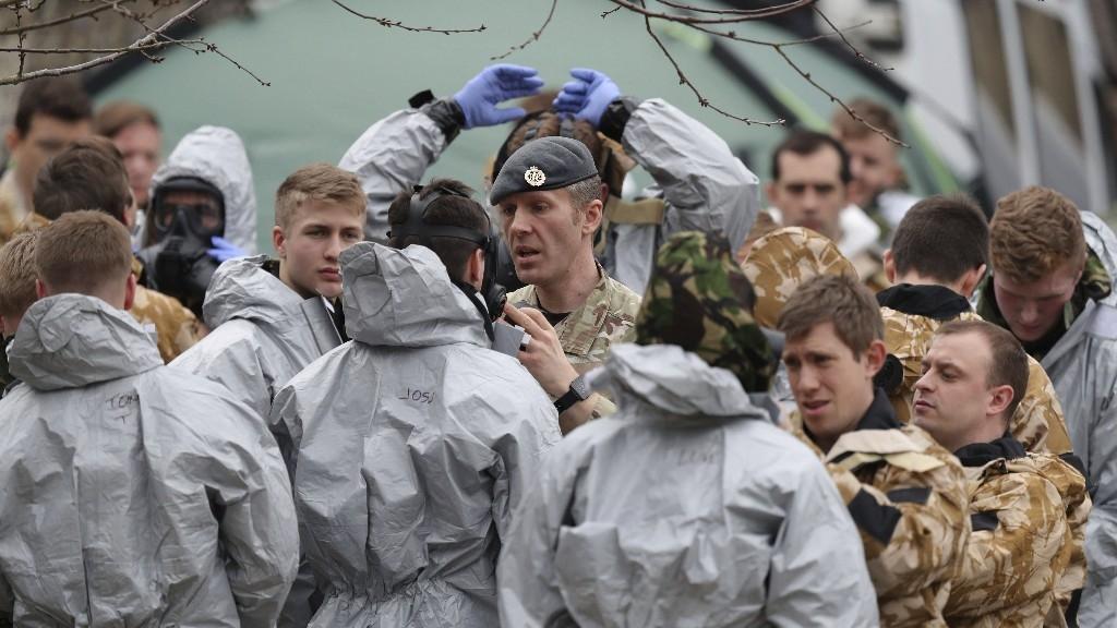 Russia Warns Retaliation After EU Sanctions Over Skripal Attack