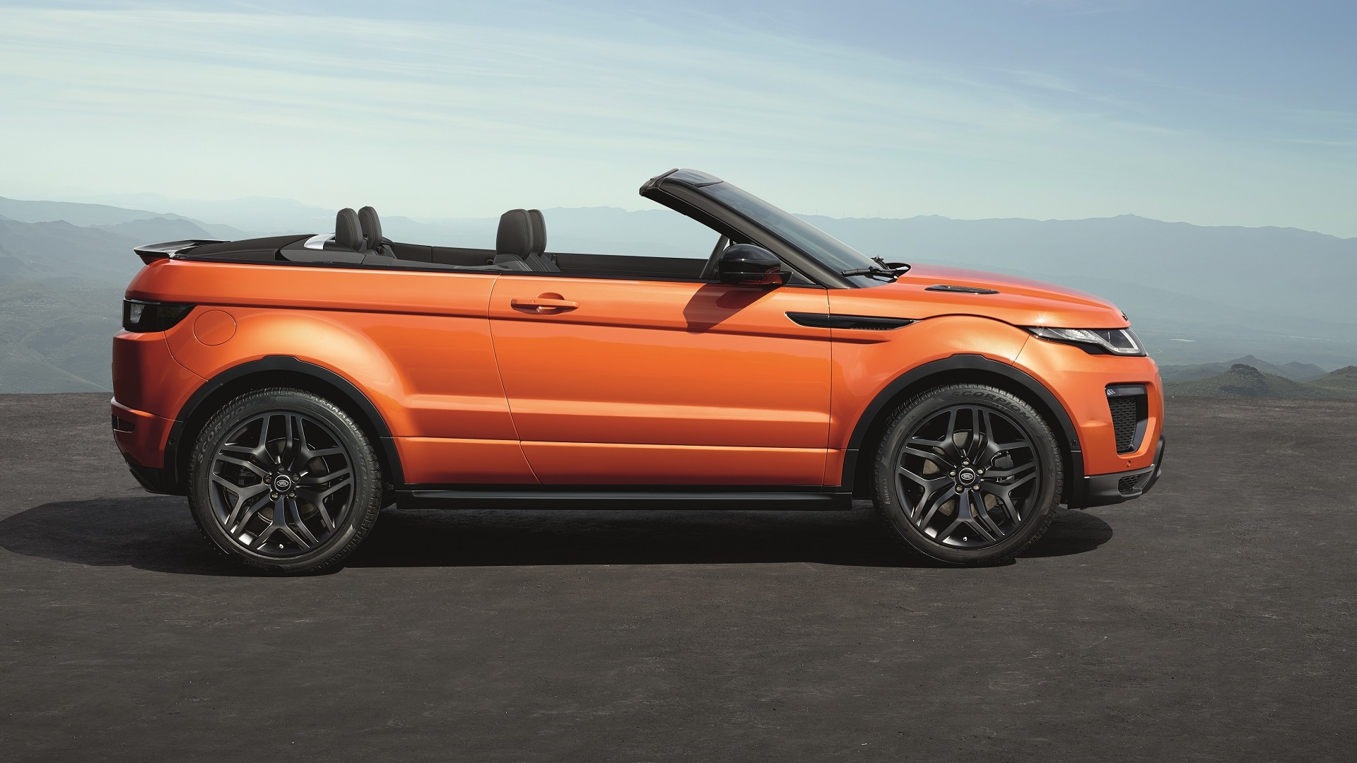 Land Rover Evoque Convertible >> Range Rover Evoque Convertible Launched In India at Rs 69.53 Lakh