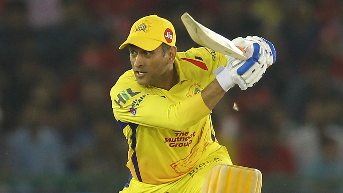 Ms Dhoni Csk Wallpaper Hd: IPL 2018: I Don't Need To Use My Back As My Arms Can Do