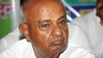 Deve Gowda Says JD(S) Will Face Future Polls Alone