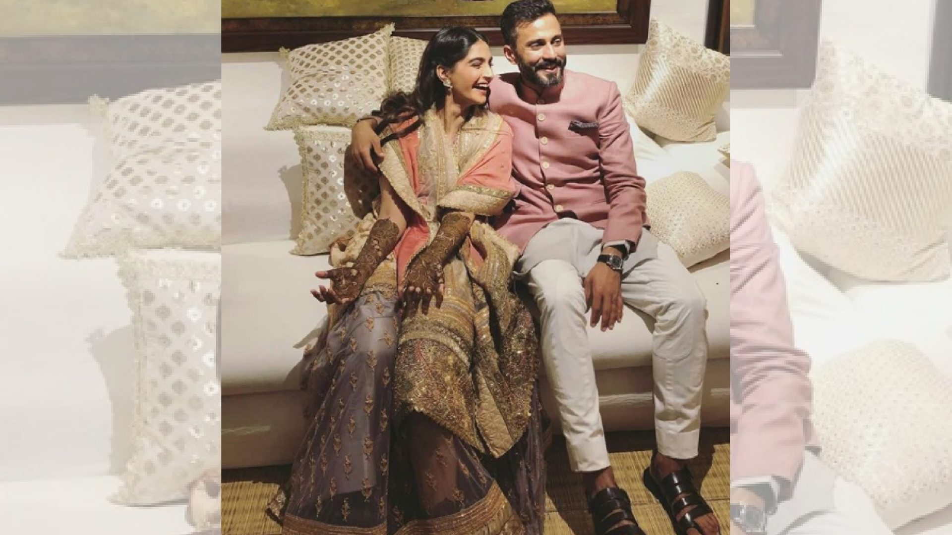 sonam kapoor marriage with anand ahuja has very little in
