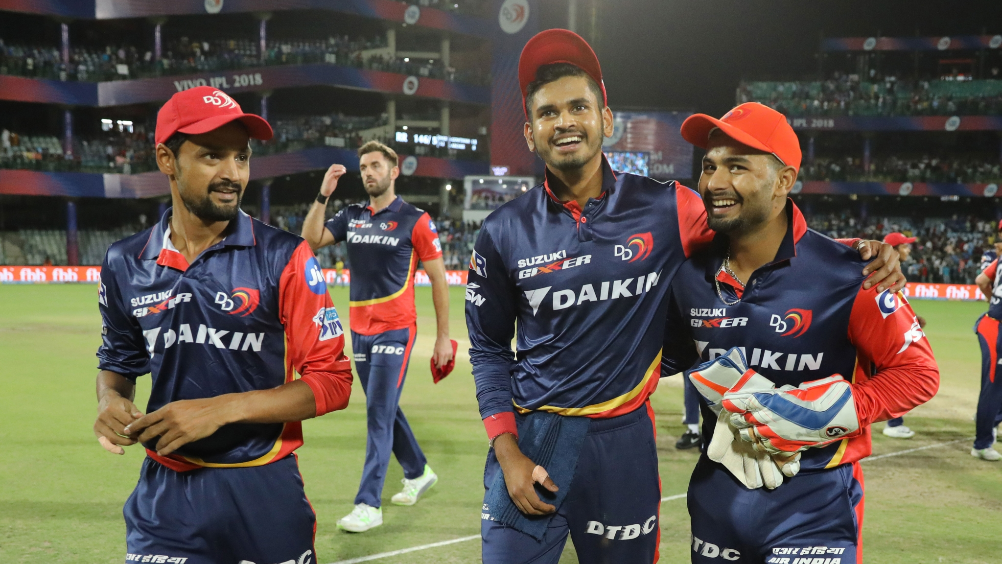 IPL 2018: Orange Cap, Purple Cap & a Win: Delhi Daredevils Have a Good Day vs Ra...