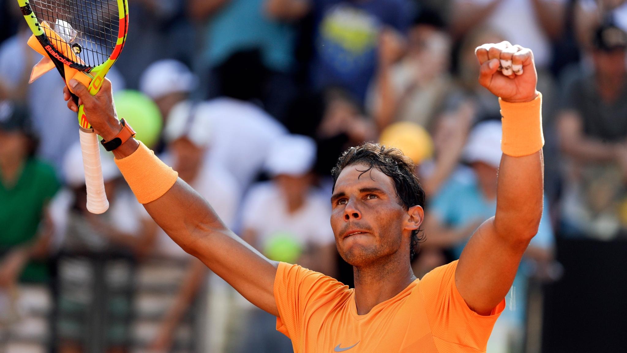 Rafael Nadal Beats Novak Djokovic 7-6, 6-3 to Reach ...