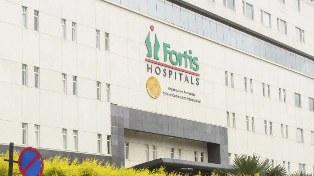 Fortis hospital lab report