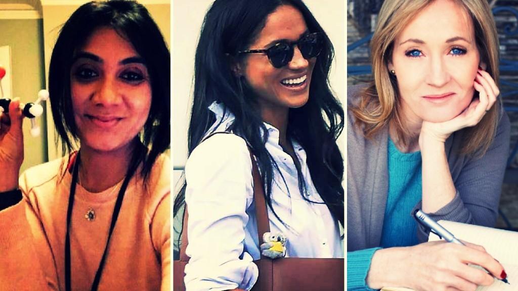 Indian-Origin Biochemist Alongside Markle, Rowling on Vogue Top 25