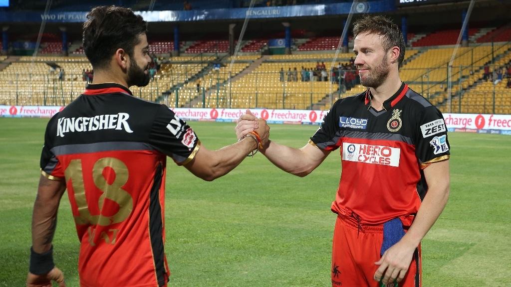 Virat Kohli Wishes 'Brother' De Villiers on His 36th Birthday