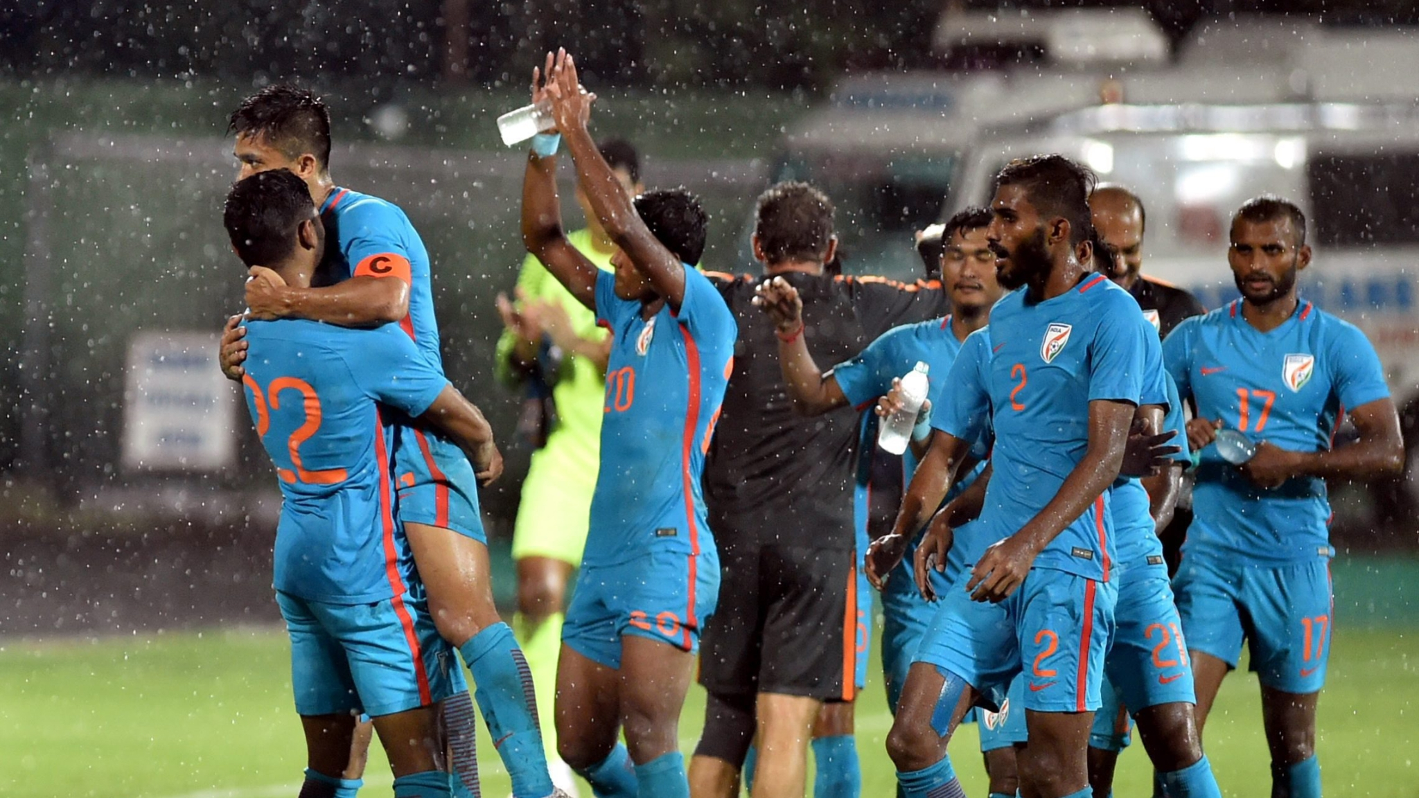 Public Outrage After IOA Axed Indian Football From Asian Games