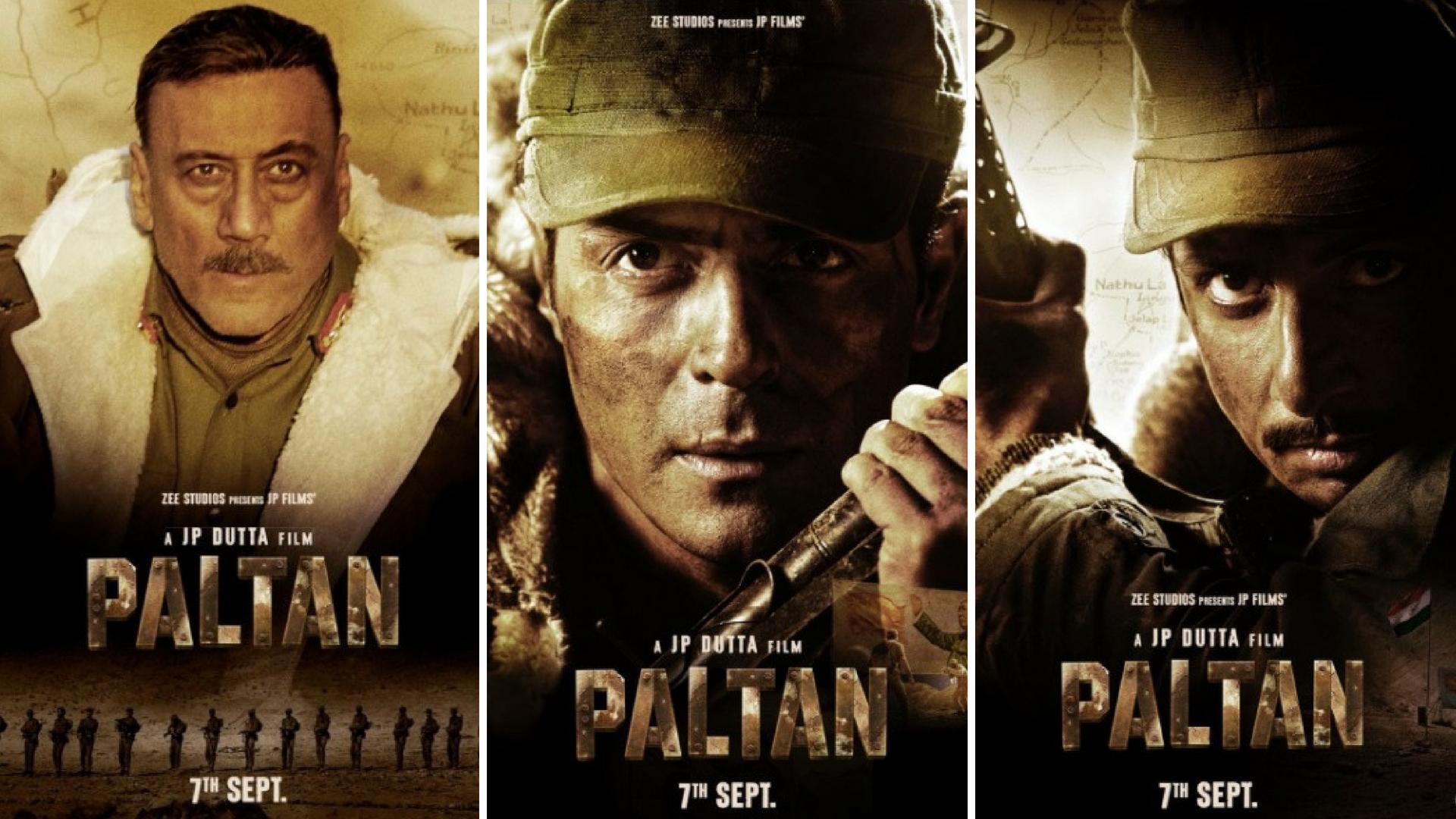 Real War Heroes Helped Jp Dutta To Recreate The Paltan Sets
