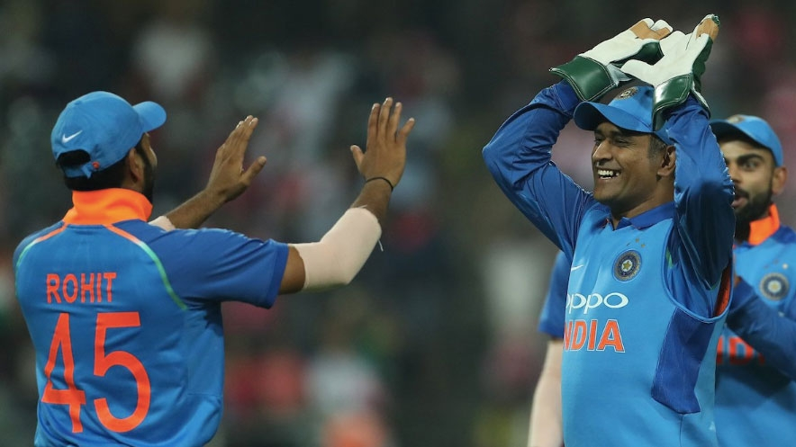 india vs england ms dhoni becomes first player to take 5