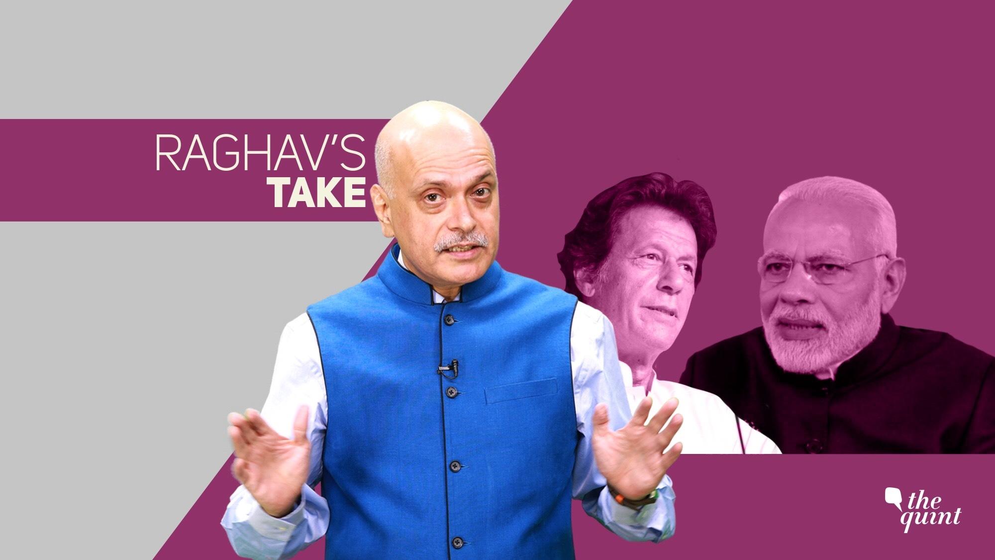Pakistan's Imran Khan Leads 1-0 as Modi Re-Nationalises Companies