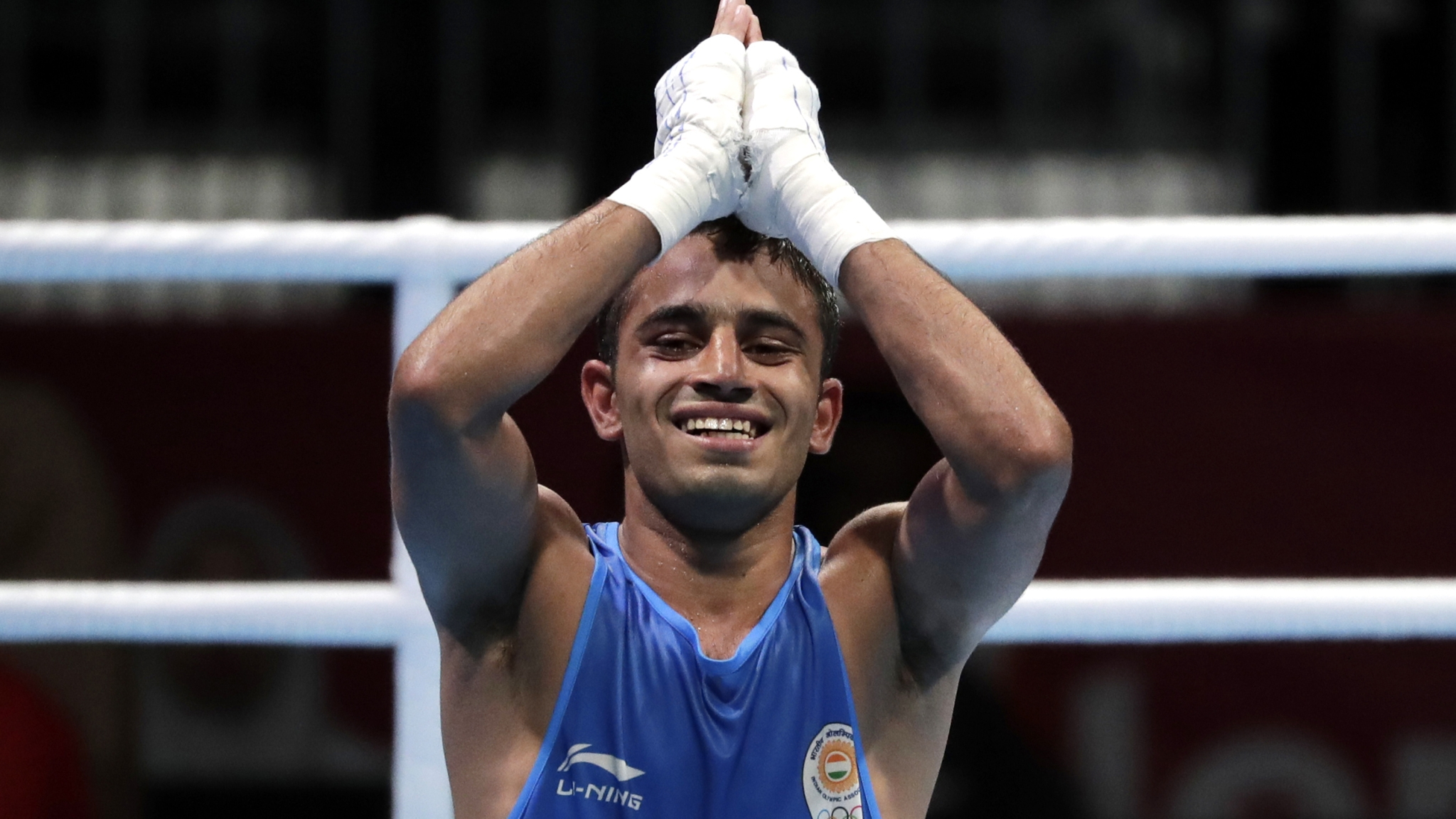 World Boxing C'ships: Amit Panghal Fights for Quarters Spot Today