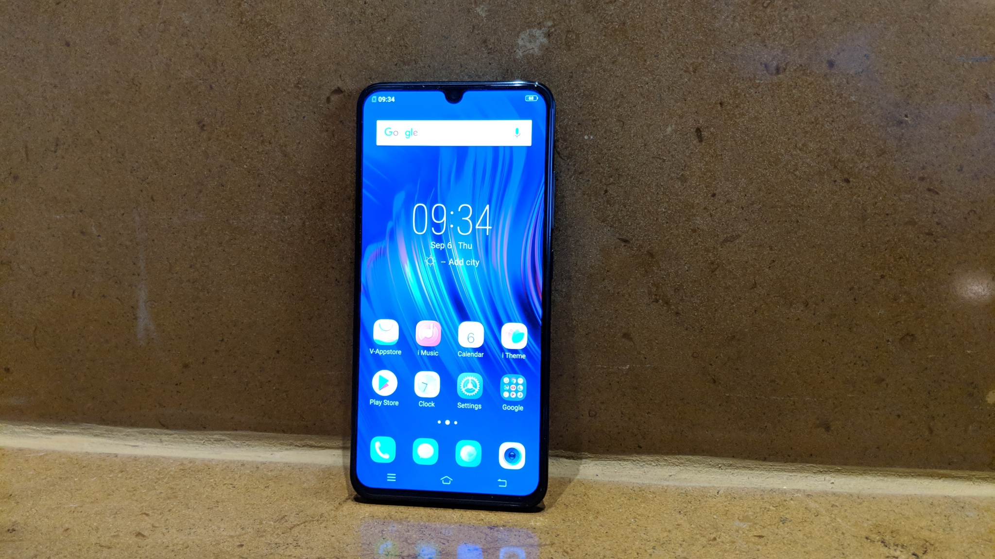 Vivo V11 Pro First Impressions: Notch in a Waterdrop Avatar Now