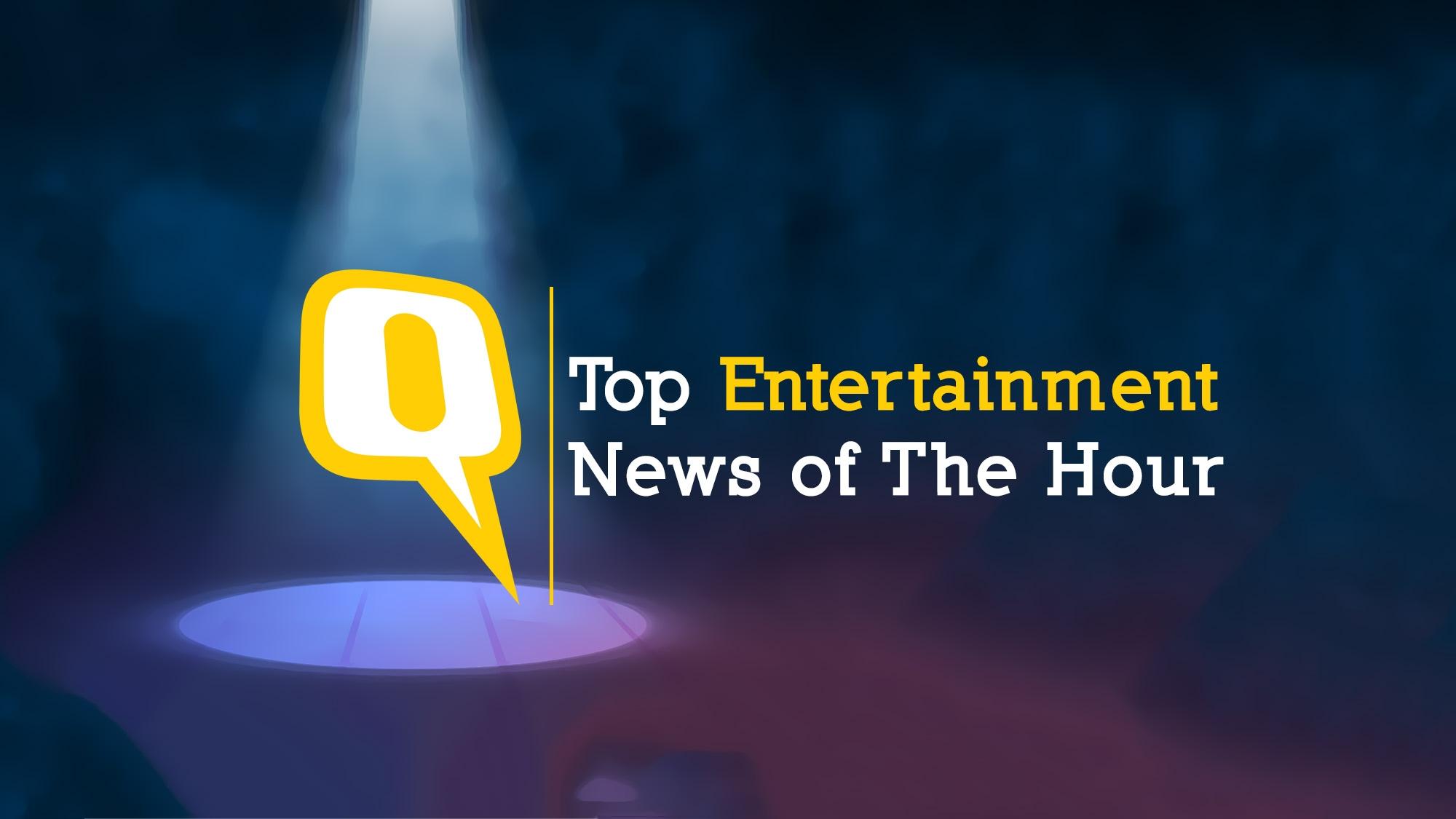Top Entertainment News: Priyanka Chopra Cheers For Nick Jonas