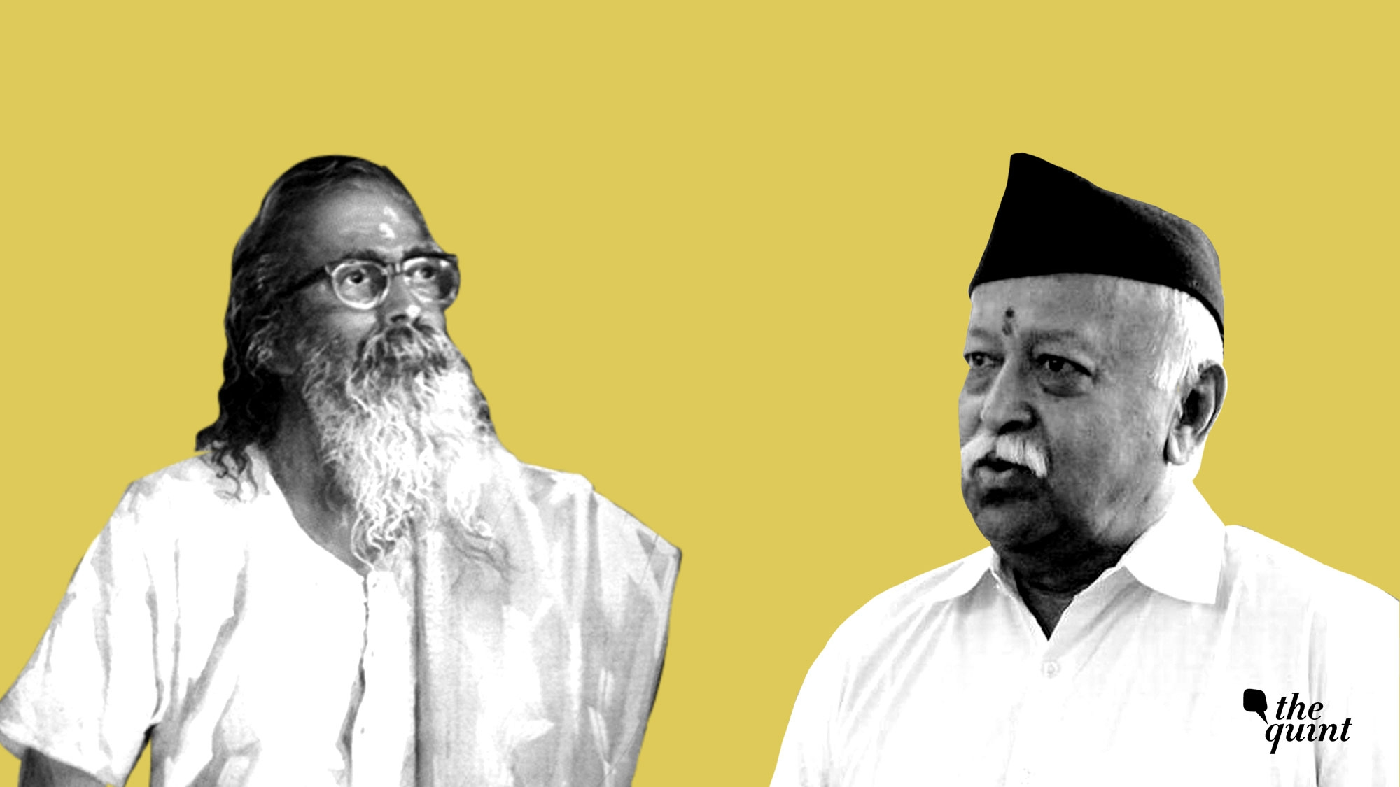 BJP RSS Must Go Back to Golwalkar's Ideas to Check Communalism