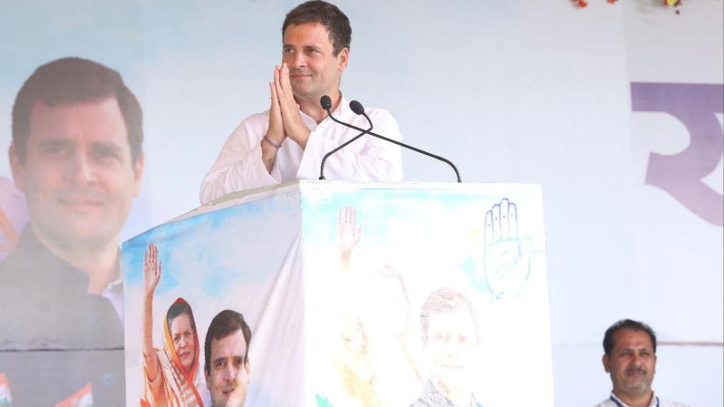 Rahul Gandhi Wraps up MP Tour, Attacks PM Modi on Rafale Deal