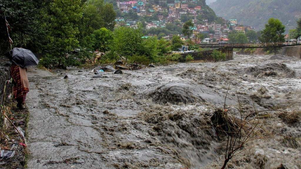 Rains Subside in Himachal Pradesh, But Rescue Operations Continue