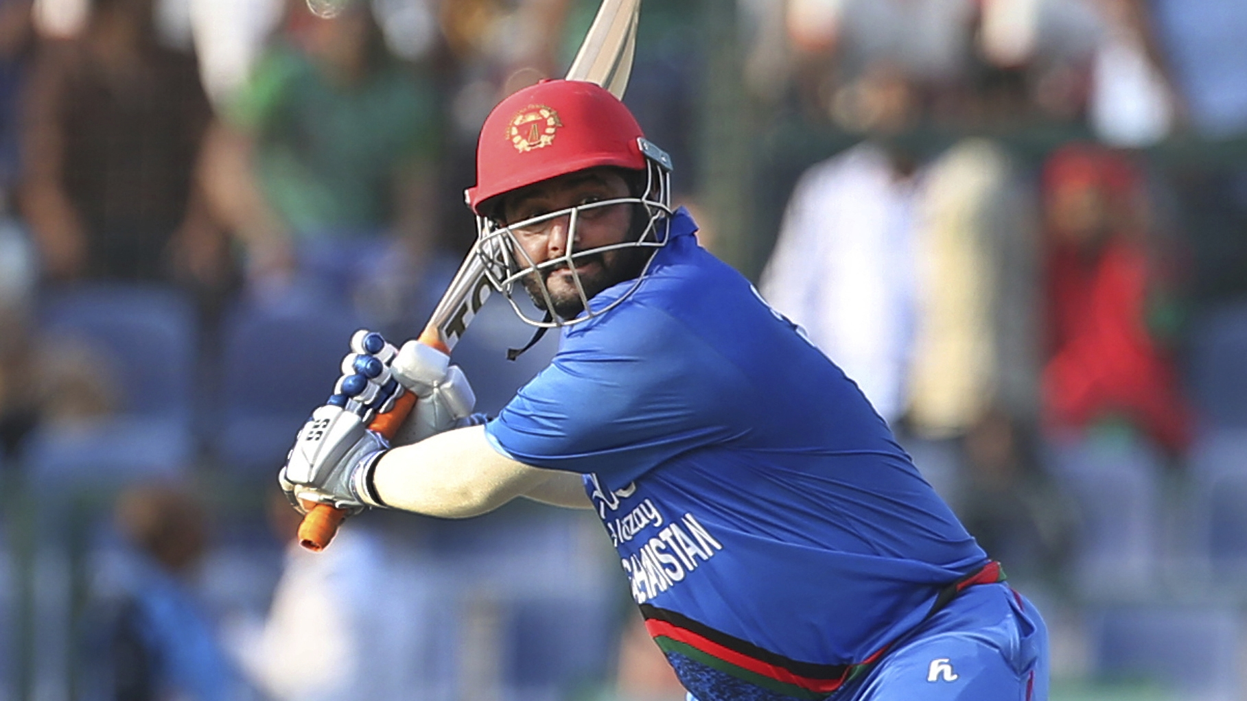ICC World Cup Qualifiers: Afghanistans Mohammad Shahzad