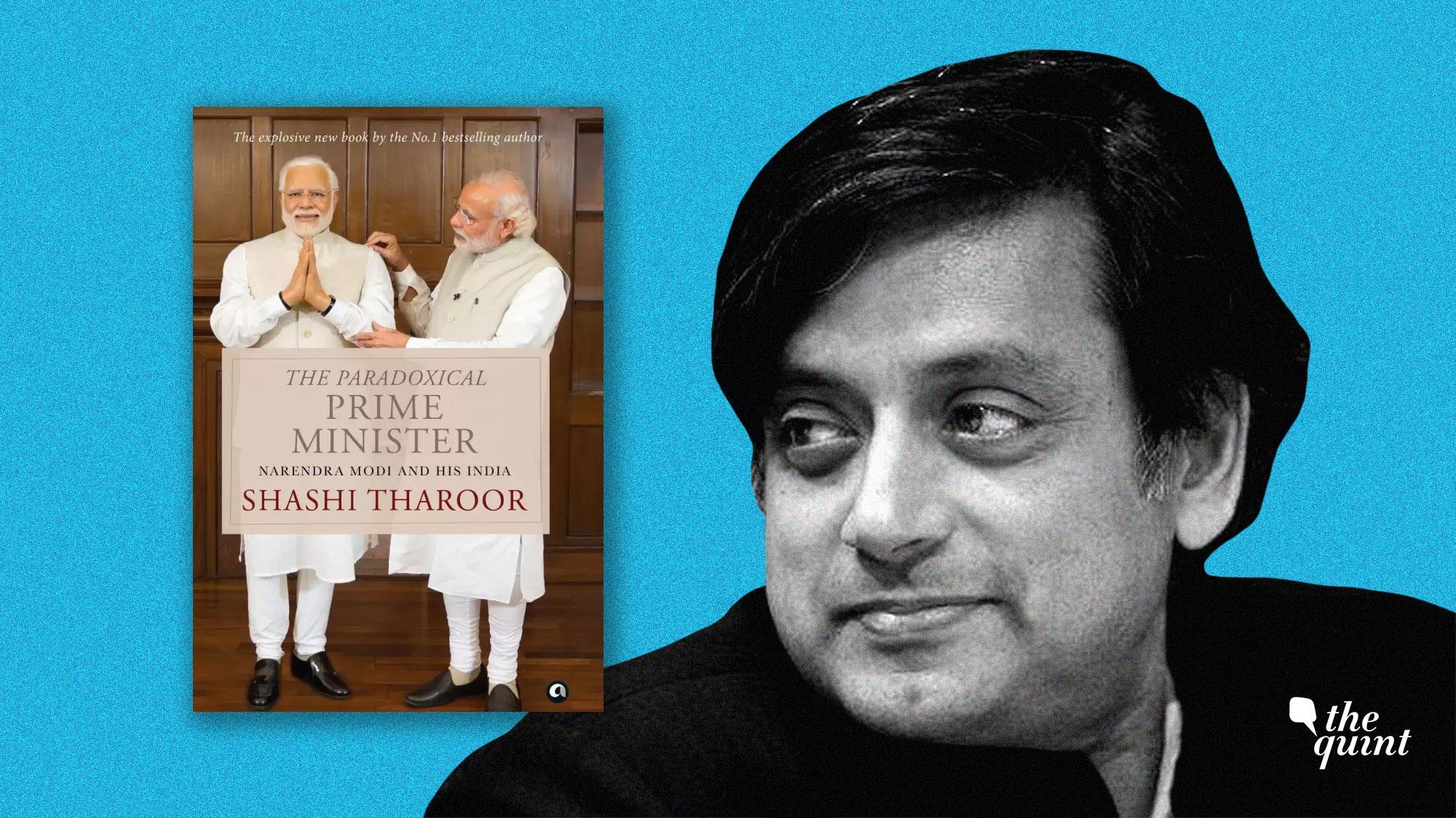 Shashi Tharoor Book On Narendra Modi The Paradoxical Prime