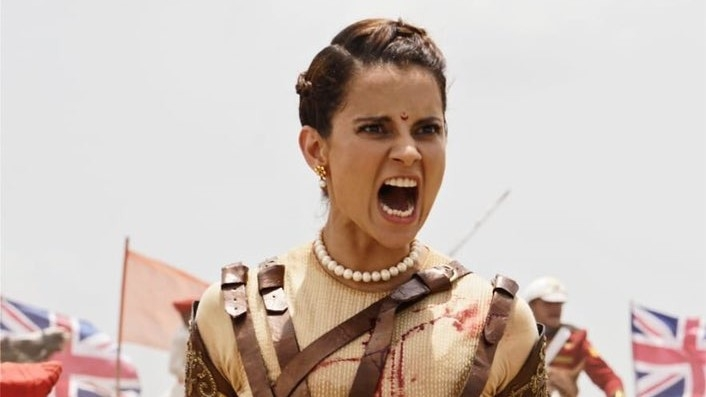Kangana Sounds the Battle Cry Ahead of 'Manikarnika' Teaser Launch