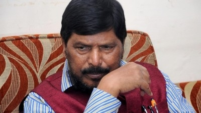 Join Hands With BJP; SP Alliance Won't Last: Athawale to Mayawati