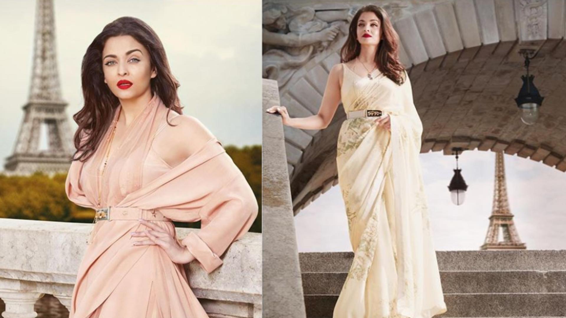 Aishwarya Rai Bachchan Spills Her Beauty Secrets