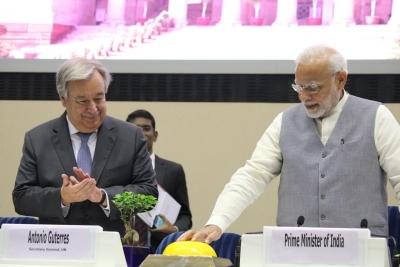 India essential component of multipolar world: UN Secretary General