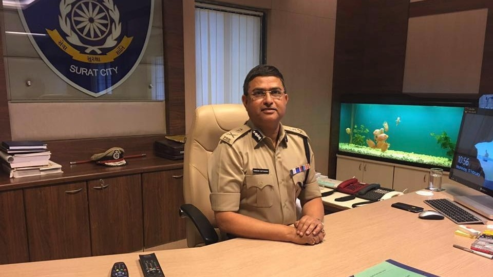 Image result for Civil Aviation Security chief Rakesh Asthana