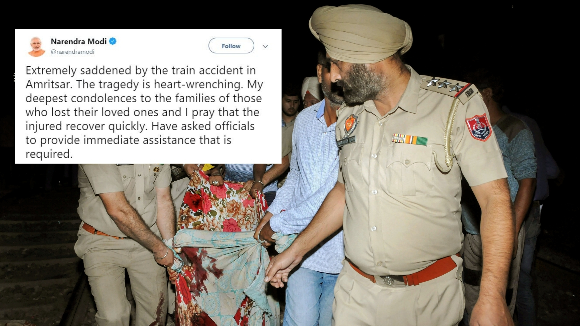 Image Result For Amritsar Train Accident