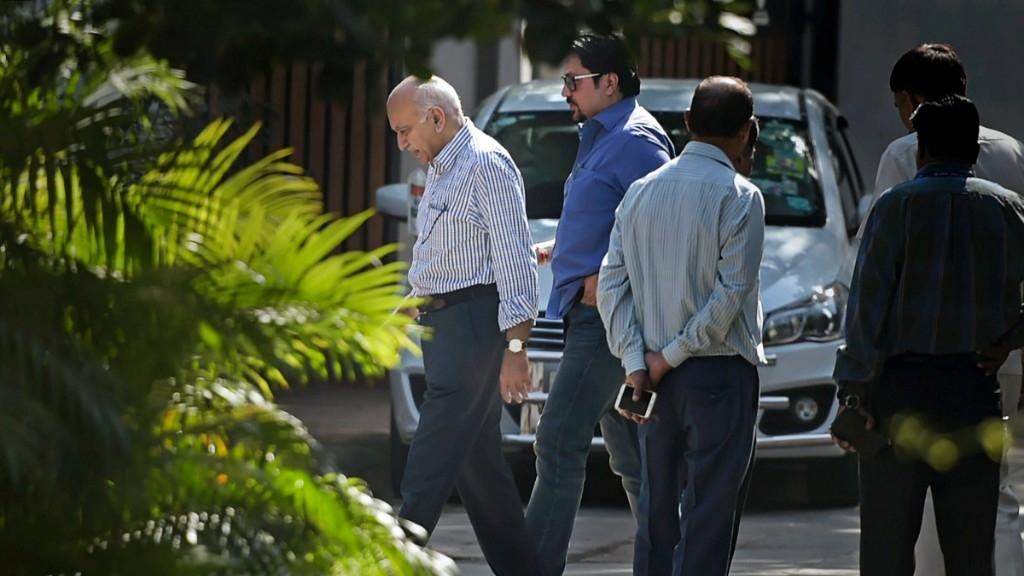 QBullet: Akbar Denies MeToo Allegations; Judge's Wife, Son Shot At