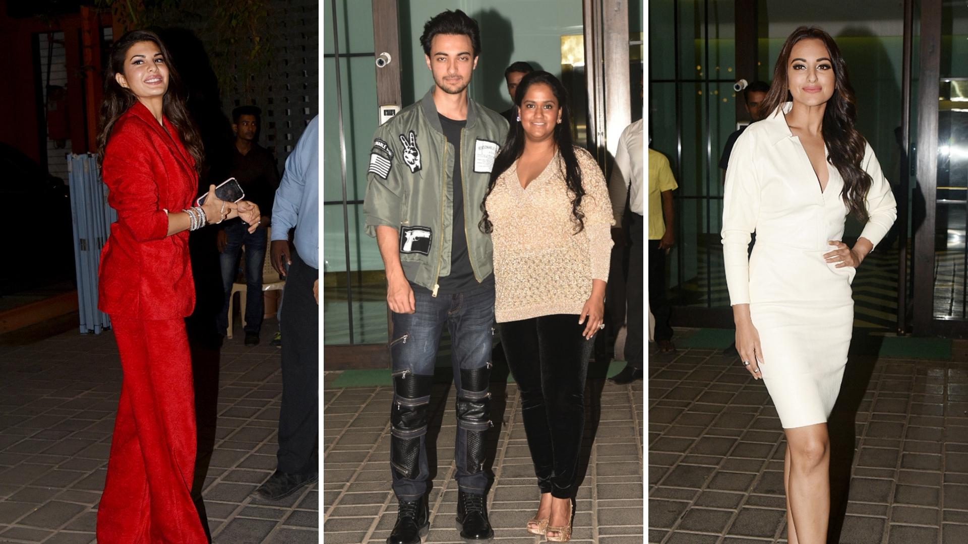 In Pics: Aayush Sharma's Star-Studded B'Day Bash