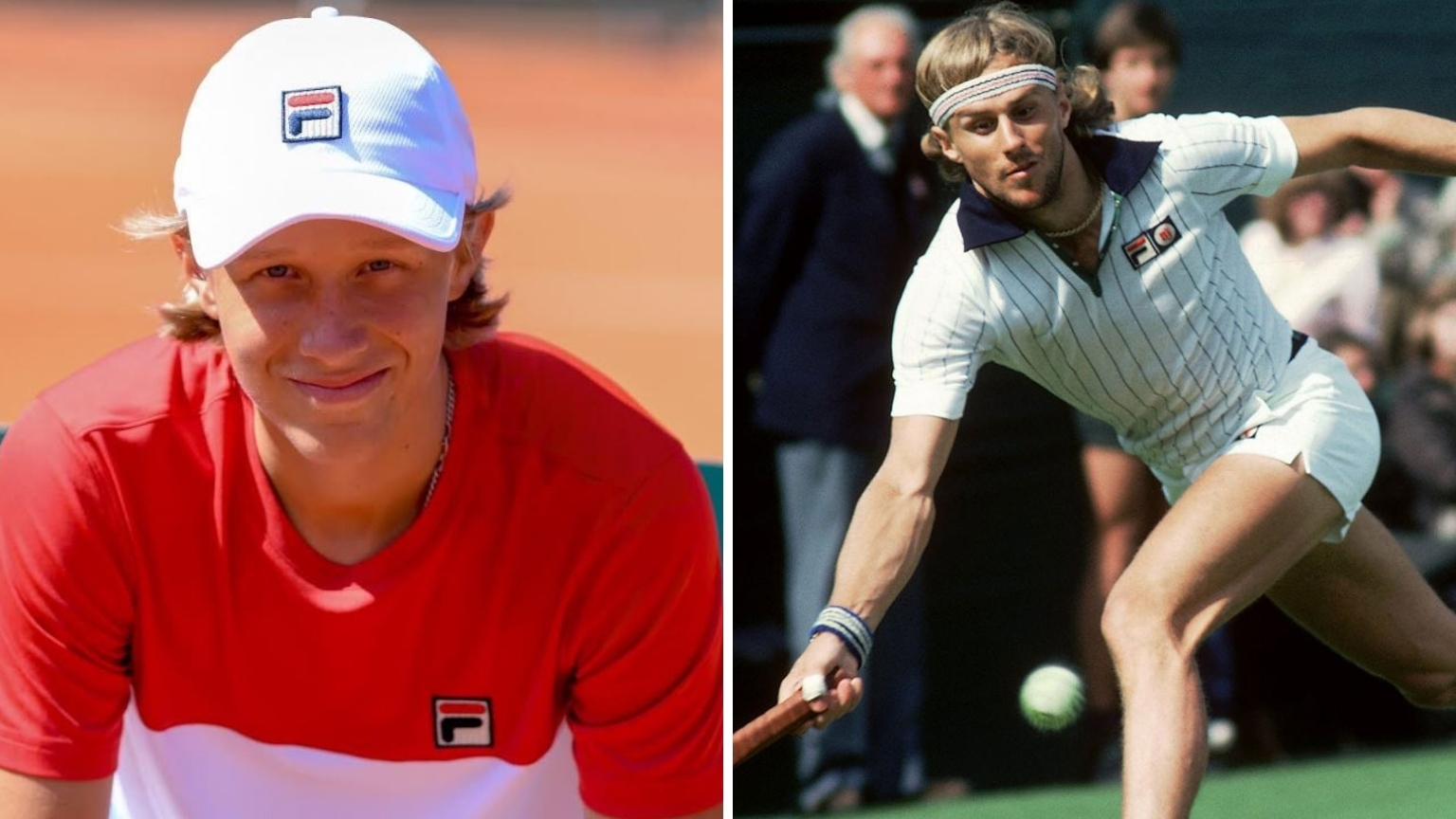 d8996f869b45 Leo Looks to Follow Father Bjorn Borg Into Professional Tennis - The Quint