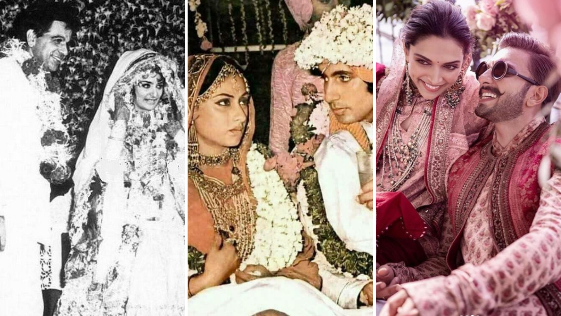 The Happily Ever Afters: Bollywood Weddings Over the Years