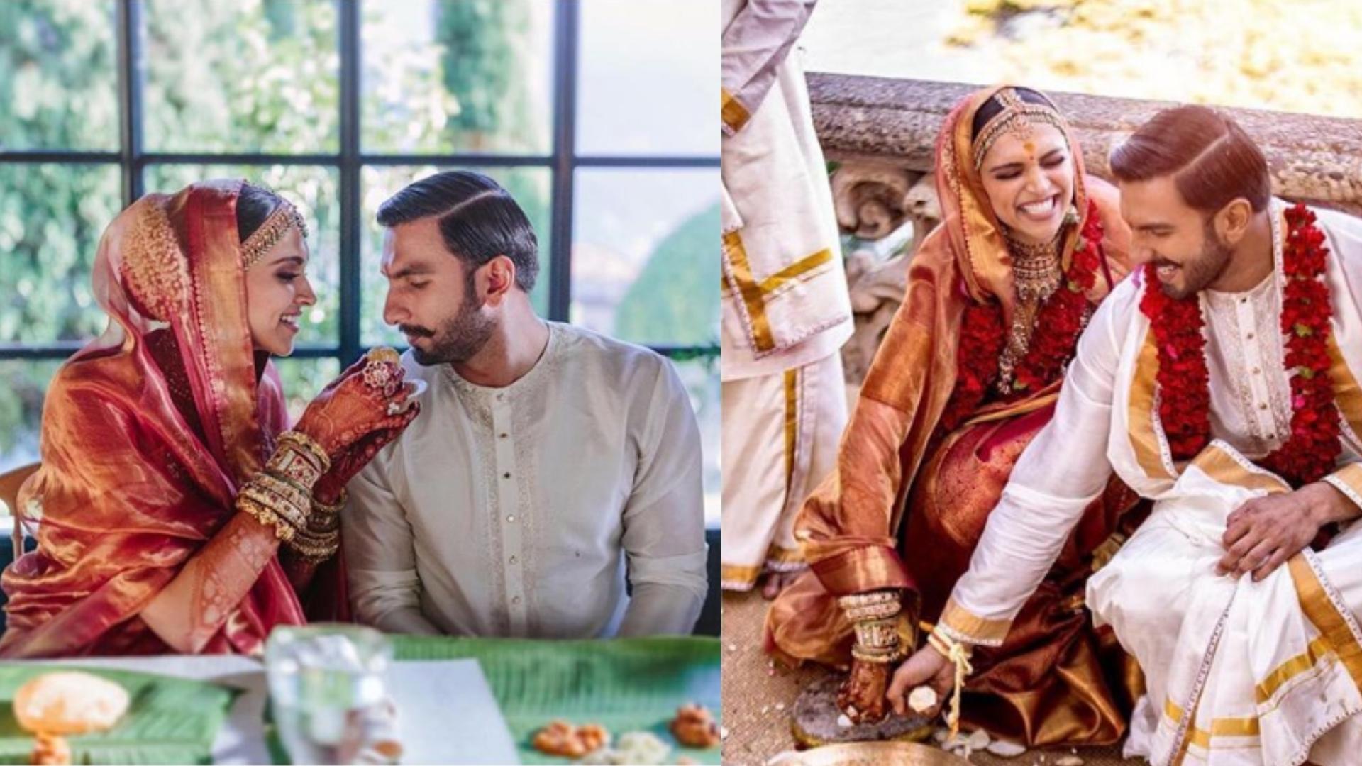 Deepika-Ranveer Photos: DeepVeer Konkani Ceremony Photos
