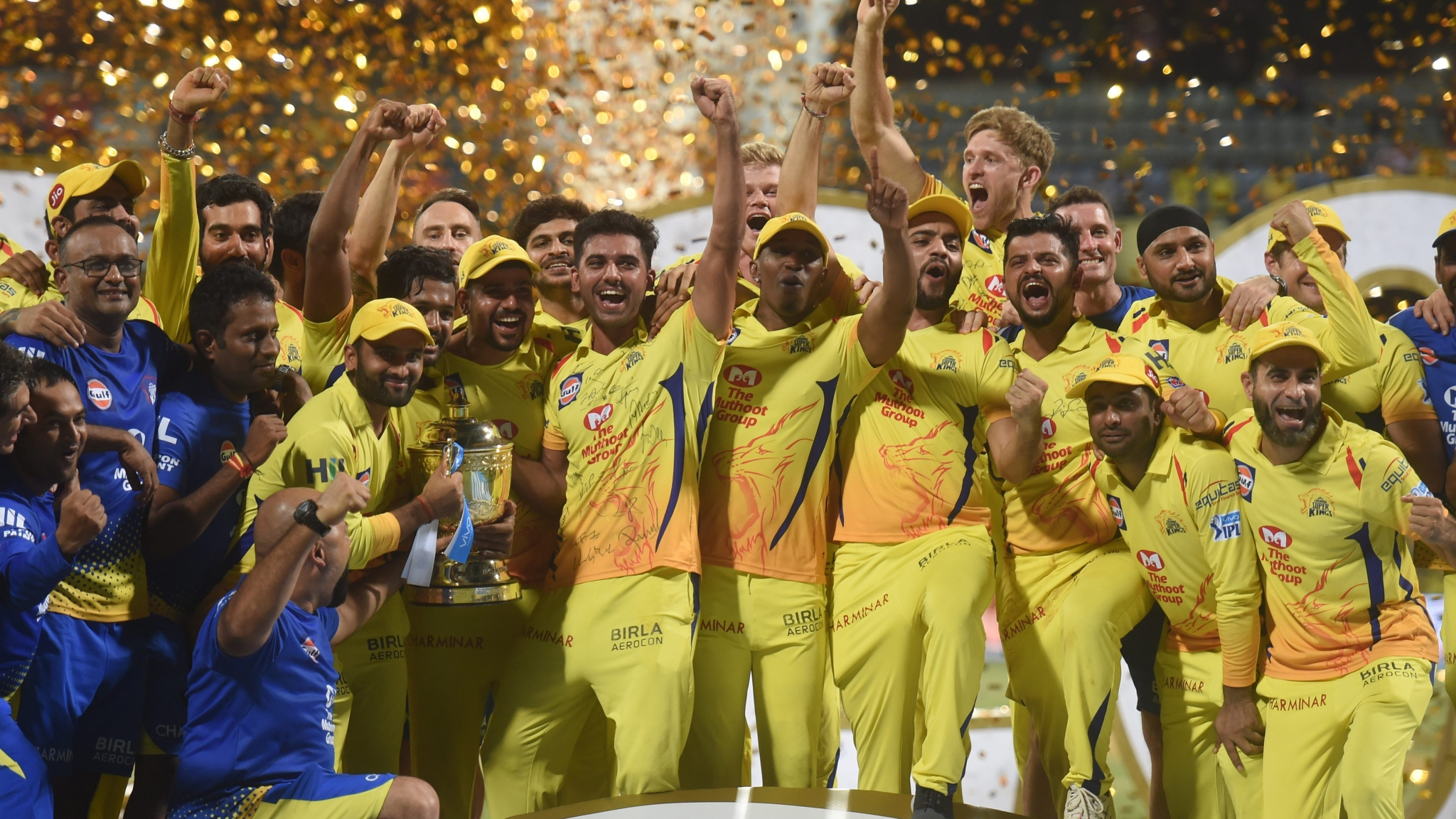 IPL 2020: Chennai Super Kings' Squad After Retention Deadline