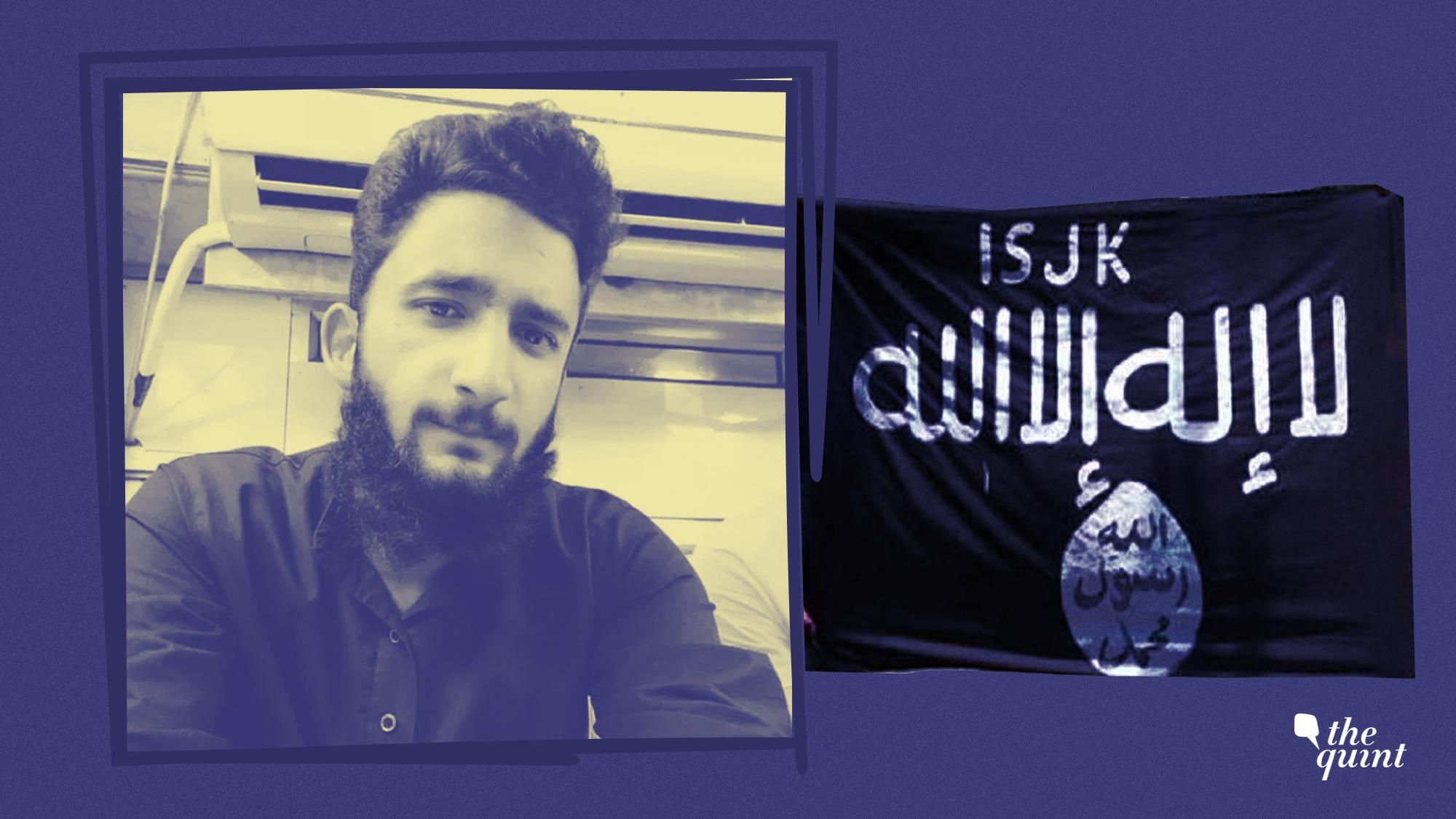 Sharda Uni Student Joins ISJK, Threatens Caliphate in Kashmir
