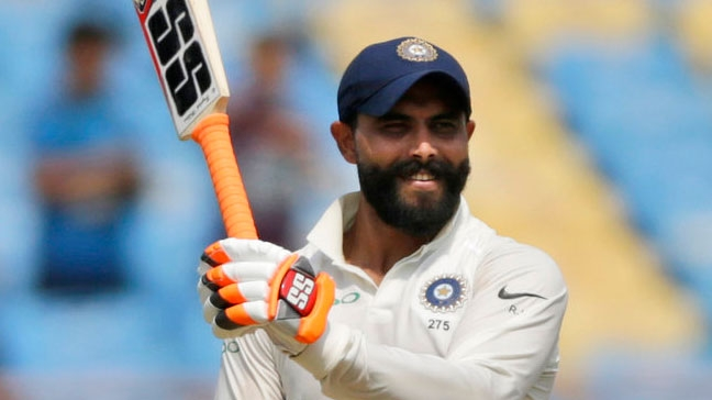 Jadeja Smashes Century as Saurashtra Take Lead Against Railways