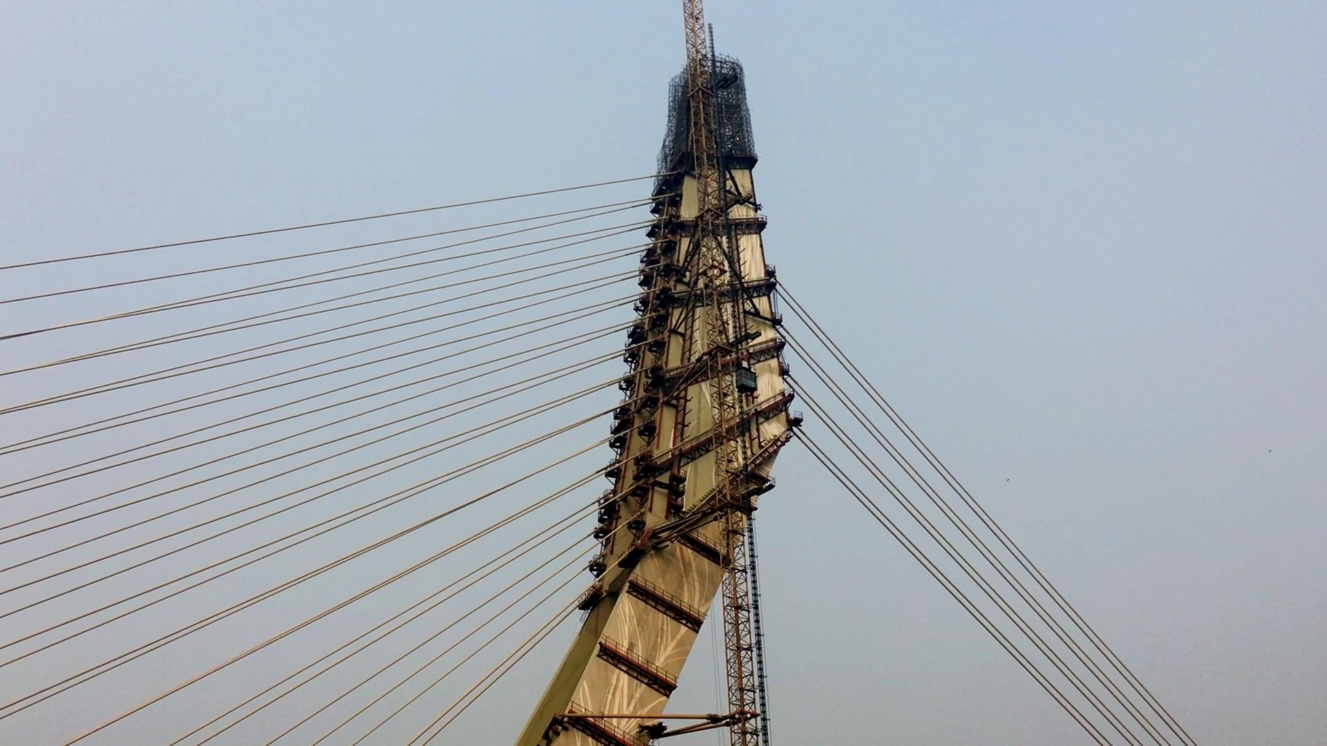 Walk Around Delhi's Signature Bridge: What Makes It Unique?