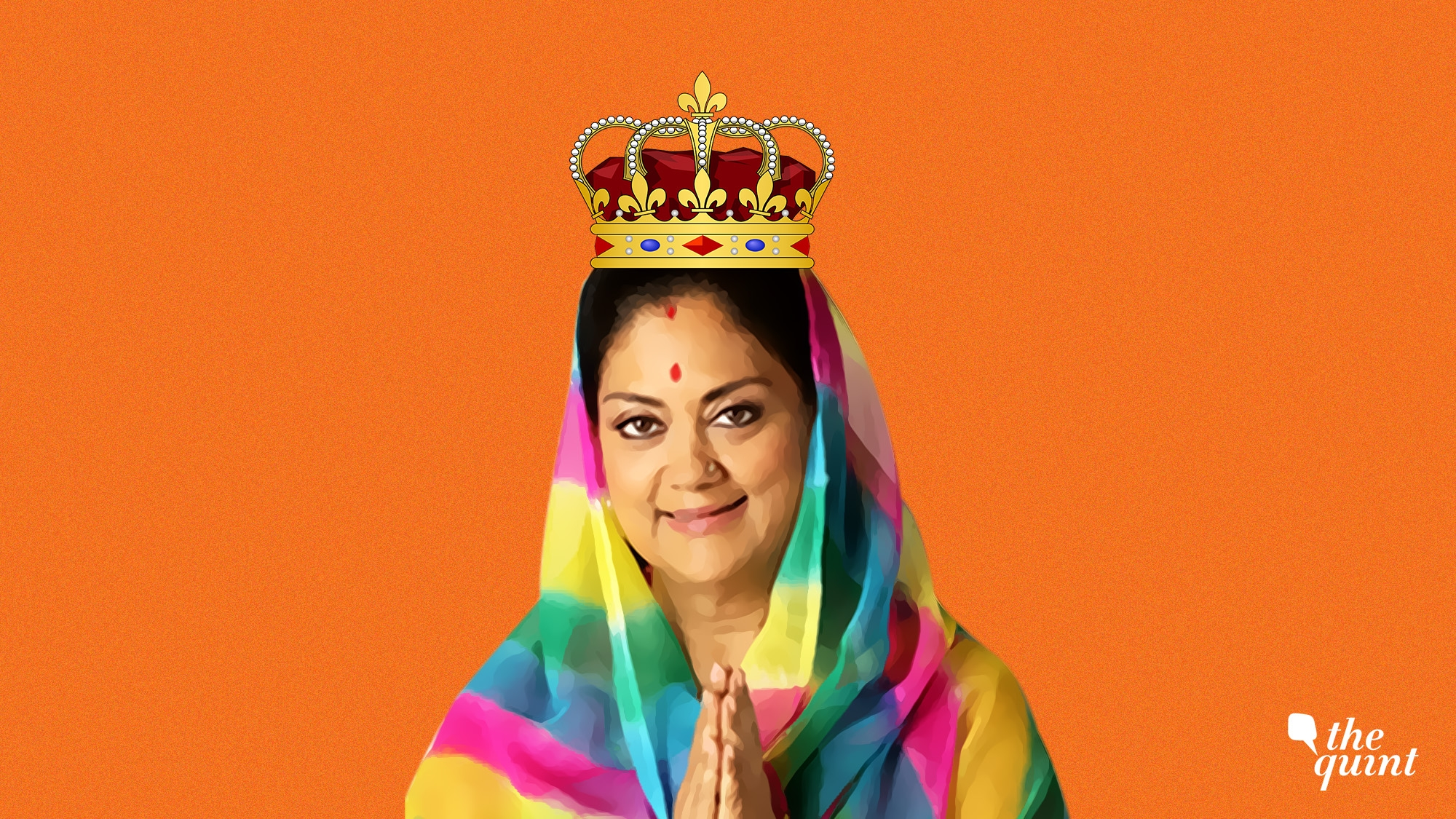 Will 'Queen' Raje's 'Dynasty Card' Ensure Her Clout in Rajasthan?