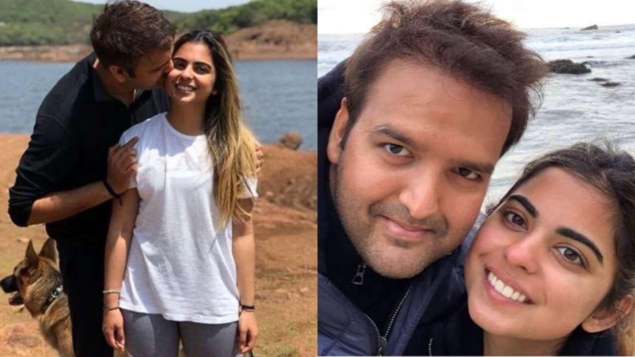 Heres how Isha Ambani and Anand Piramal spent two years