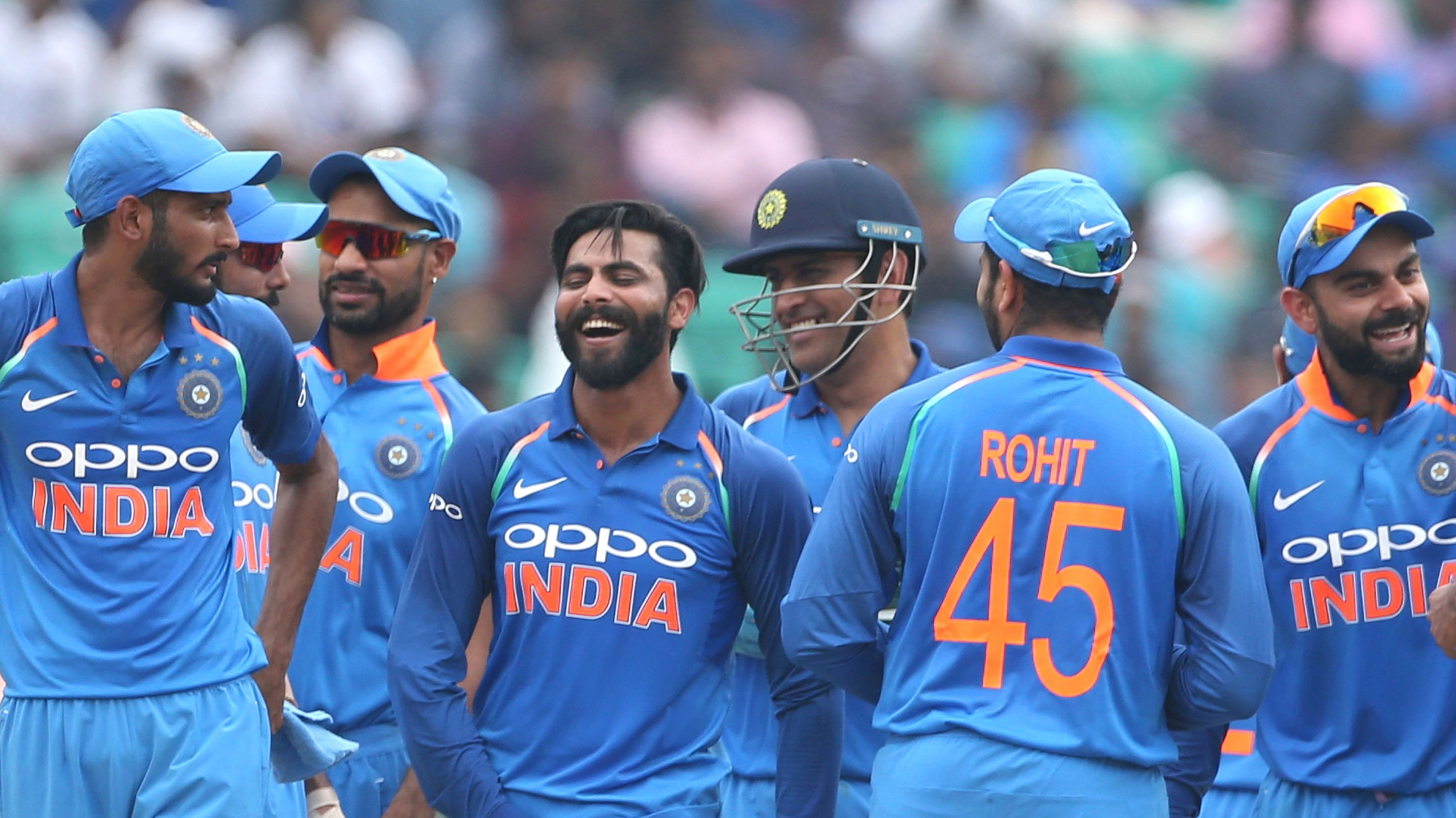 Raina, Shami Join Twitter in Lauding India's Series Win vs Windies