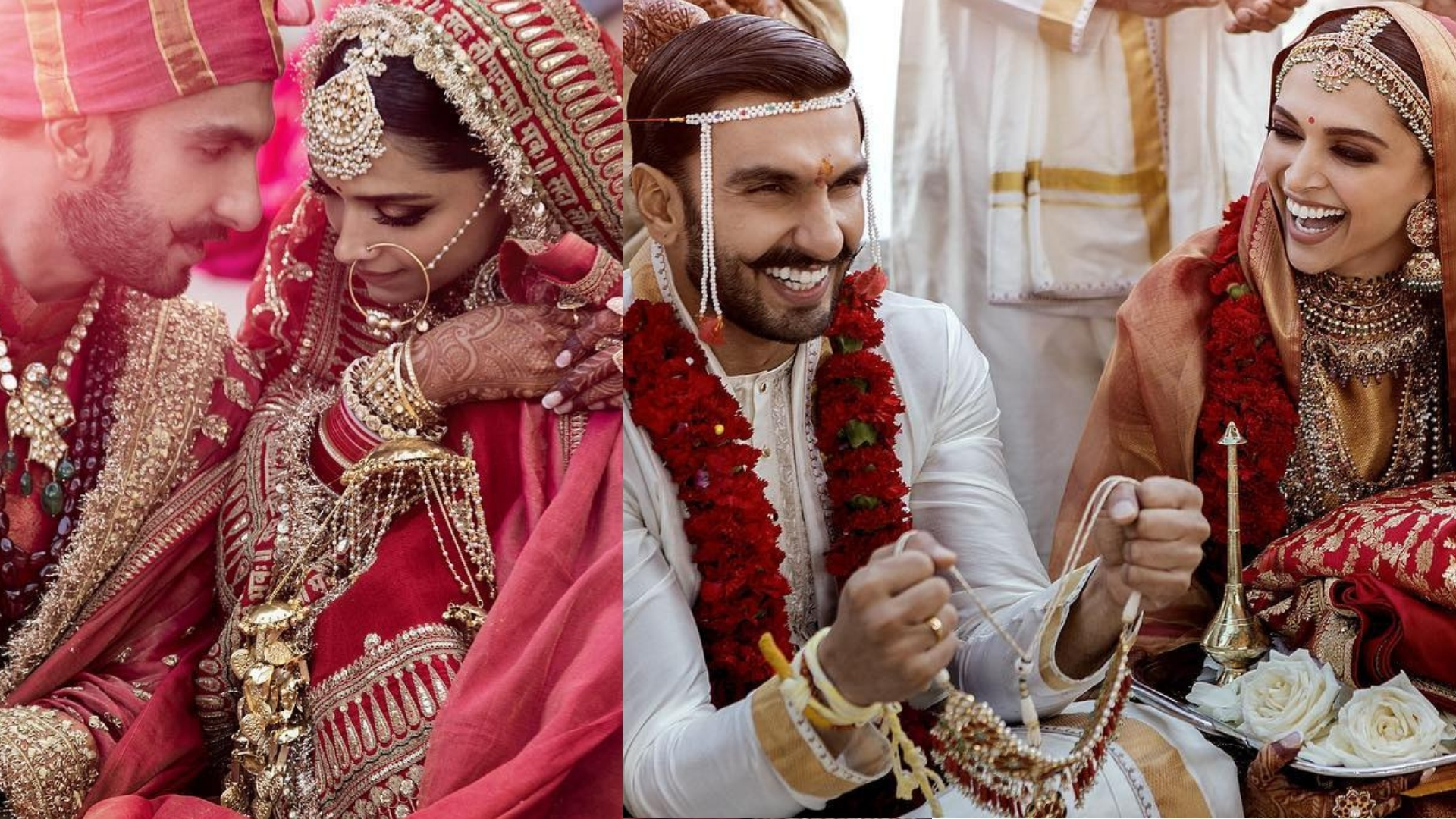 Deepika-Ranveer Wedding Photos Released: Check Latest Pics ...