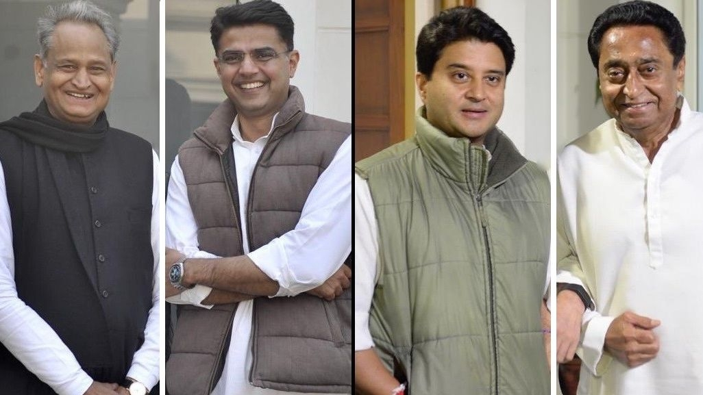 5 Reasons Why Rahul Chose Old Guards over Young Guns in MP, Raj