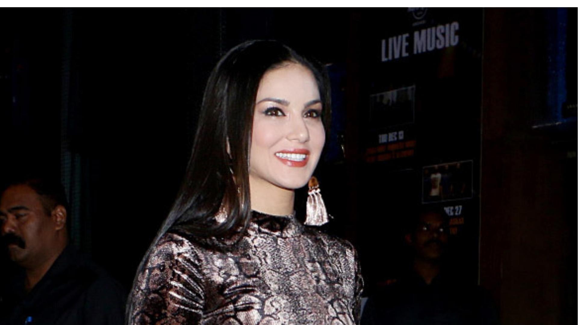 Make Them Feel Uncomfortable: Sunny Leone on Fighting Trolls