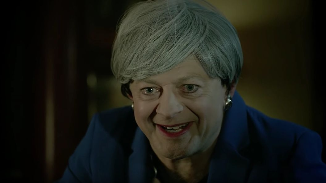 Theresa May's Brexit Fiasco Spawns Gollum Rip By Andy Serkis