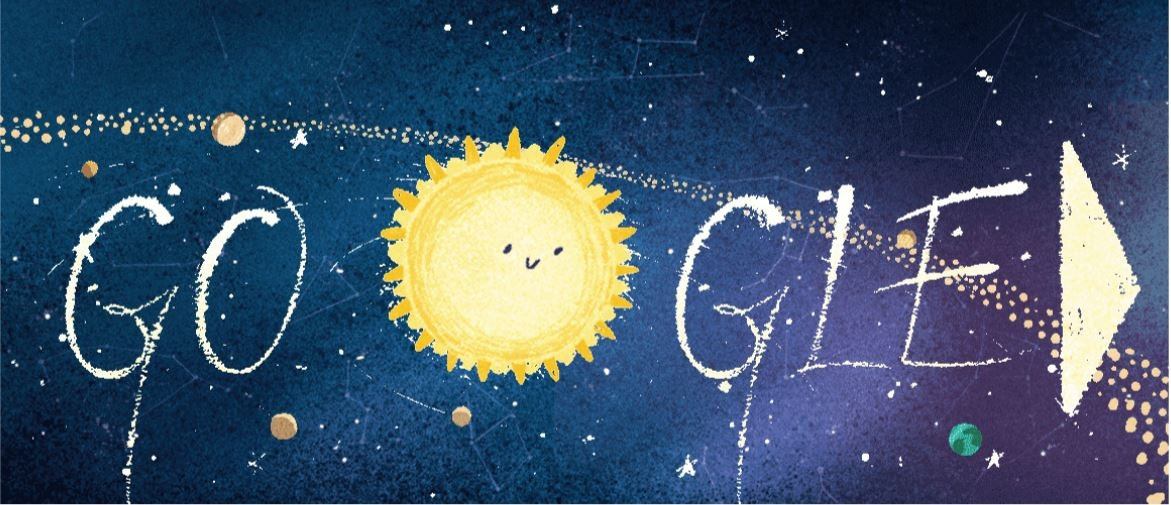 Google Celebrates Geminid Meteor Shower 2018 With a Special Doodle