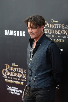 Johnny Depp officially axed from 'Pirates Of The Caribbean'