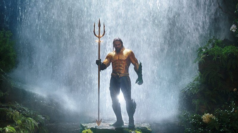 Review: 'Aquaman' Is Soggy But Jason Momoa Charms In this Underwater Tale